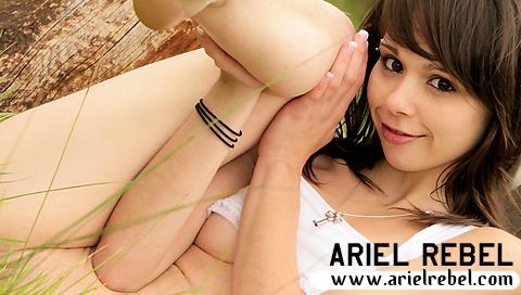 Ariel Rebel PSP Wallpaper